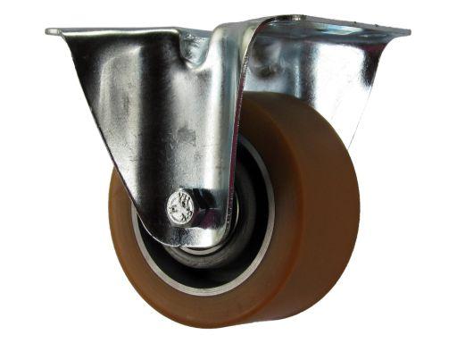 Kółka koła stałe do wózka regału fi 80 150 kg