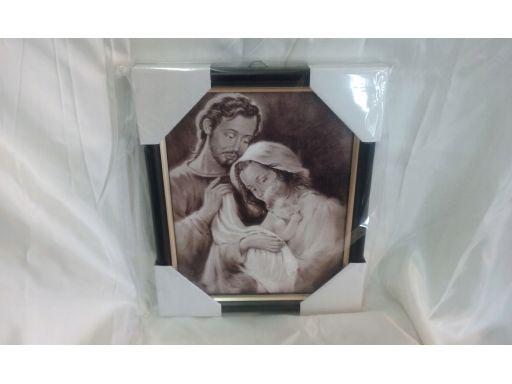 Obraz święta rodzina unikat