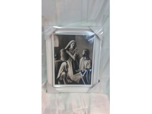 Obraz jezus chrystus płótno grawer gratis