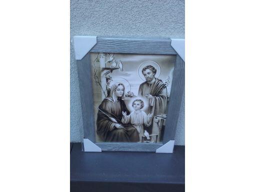 Obraz święta rodzina grawer gratis