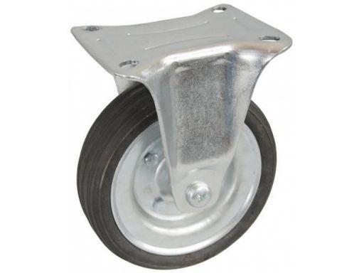 Koło kółka do wózka regału fi 80 stałe 100 kg