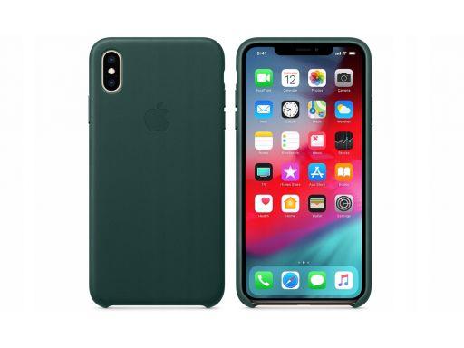 Case skórzane etui skóra iphone xs max kolory