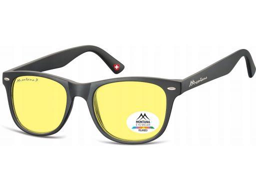 Okulary rozjaśniające polaryzacyjne dla kierowców