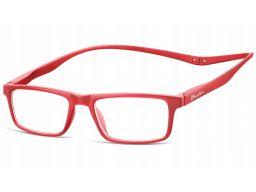 Okulary na magnes do czytania plusy damskie męskie