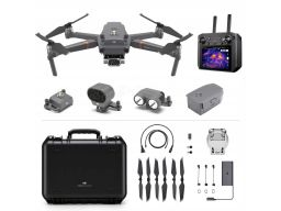 Dji mavic 2 enterprise dual + smart controller 4k