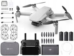 Dron dji mavic mini fly more combo akcesoria 12mp