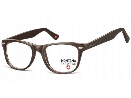 Okulary oprawki korekcyjne unisex flex nerdy