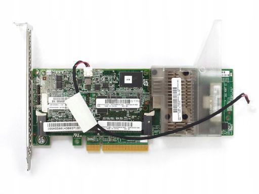 Hp smart array p440 4gb fbwc 12gb 749797-|001