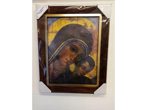 Obraz matka boża neokatechumenalna płótno tanio