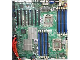 Supermicro motherboard dual lga1366 ddr3 x8dth-if