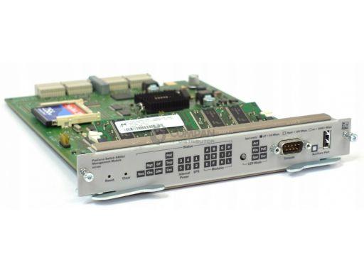 Hp procurve 5400zl switch management module j8726a