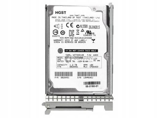 Cisco 1.2tb 10k 6g 2.5 sas sff ucs-hd12t10ks2-e