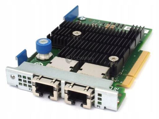 Hp ethernet 562flr 2-port 10gb adapter 840138-|001