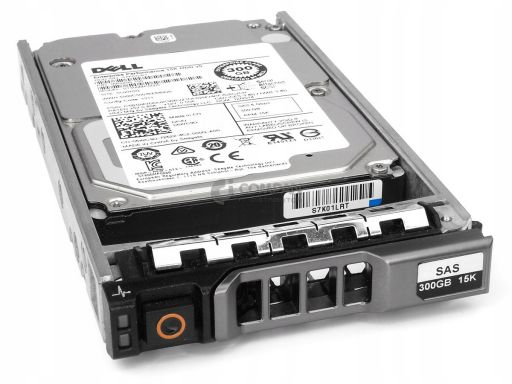 Dell hard drive 300gb 15k 6g 2.5 sas r 6wc9d