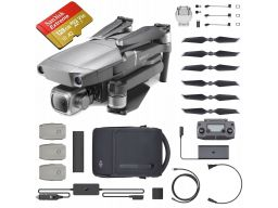 Dron dji mavic 2 pro + zestaw fly more kit combo