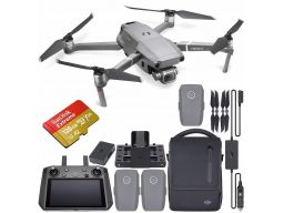 Dji mavic 2 pro (smart controller) + fly more kit