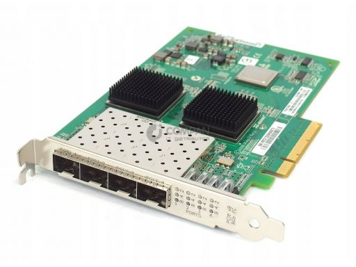 Netapp qlogic 8gb fc quad port pci-e 111-004|81+b0