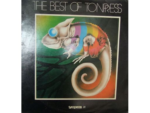 Lp the best of tonpress [vg-] s3