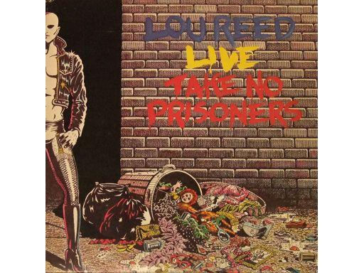 Lp lou reed live take no prisoners vg k3