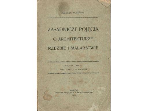 Kosiński zasadnicze pojęcia o architekturze k3
