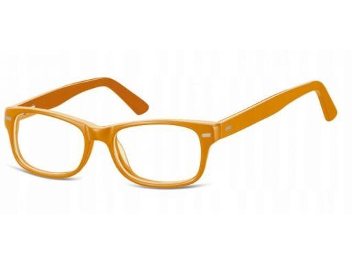 Okulary nerdy uv 400 oprawki dziecięce zerówki