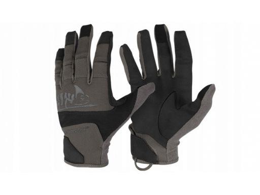Helikon - range tactical gloves hard - czarny/shad