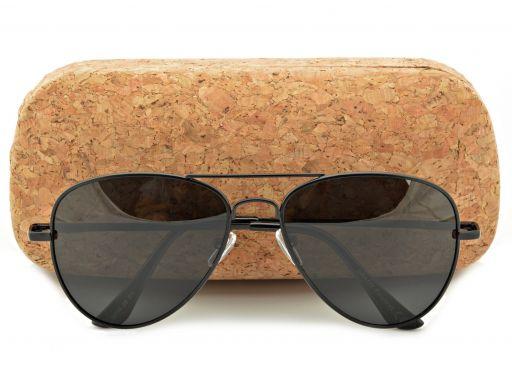 Pilotki okulary przeciwsłoneczne polaryzacja flex