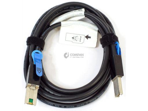 Ibm mini sas to mini sas external cable 3m 39r6531