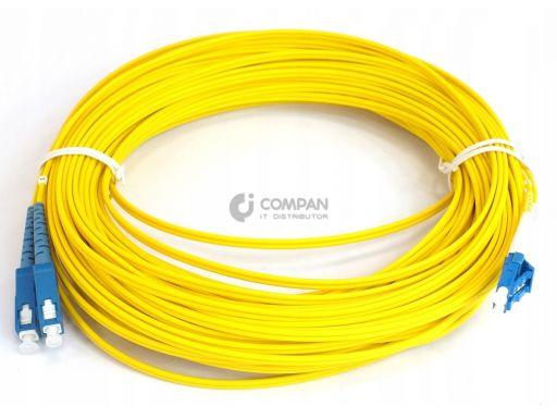 Fiber optical cable 25m lc-lc 25m
