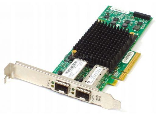Hp nc552sfp 10gb dual port svr adapter 615406-|001