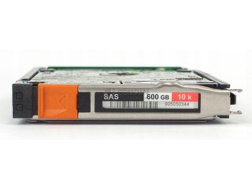 Emc 600gb 10k 6g sas 2.5 sff hot-swap 005050 344