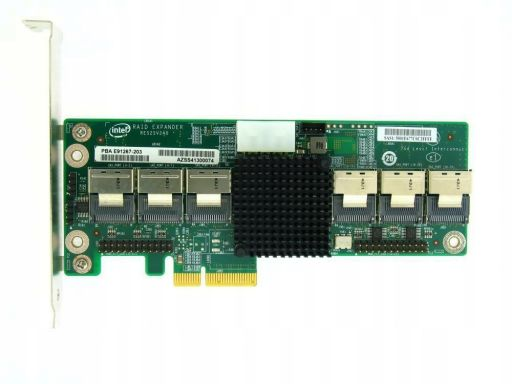 Intel 24 port sas/sata raid controller e91267-2|03