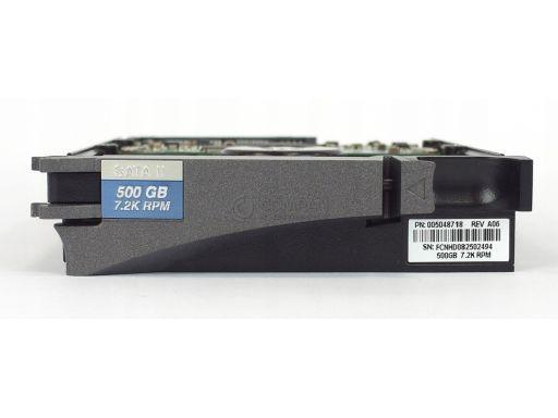 Emc 500gb 7.2k sata ii 3.5 lff hot-swap 005048 718