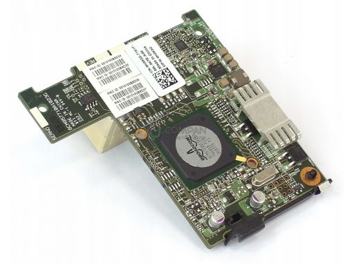 Dell broadcom 5709 mezzanine nic blade m/s h093g