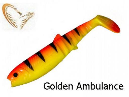Ripper savage gear cannibal golden ambulance 8 cm