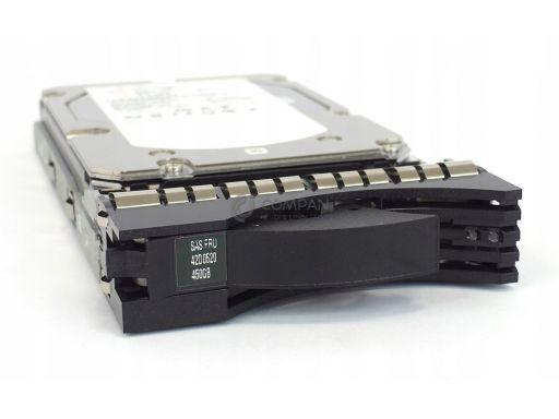 Ibm 450gb 15k 3g 3.5 lff sas for exp3000 42d0520