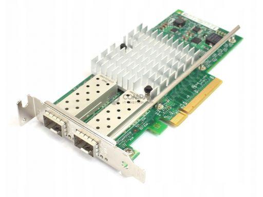 Intel 10gb dual port network card no gbic x520-da2