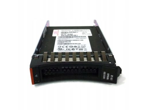 Ibm 128gb ssd 6gb sata 2.5 sff hot-swap 90y8649