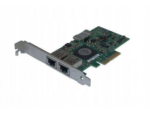 Dell broadcom nextreme 5709 pci-e dual port f169g