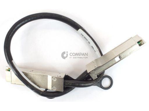 Netapp sas qsfp cable 0.5m x6557-r6 -