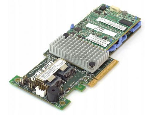 Ibm m5110 sas/sata serveraid adapter 00ae807