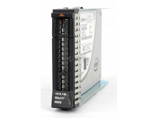 Ibm 800gb ssd 6g sata 2.5 hot-swap g3 00aj167