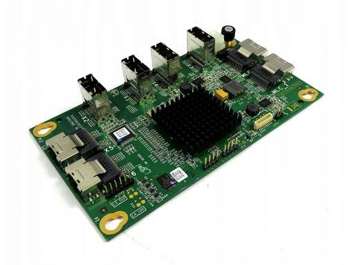 Fujitsu 24hdd 24port sas expander card a3c401259 18