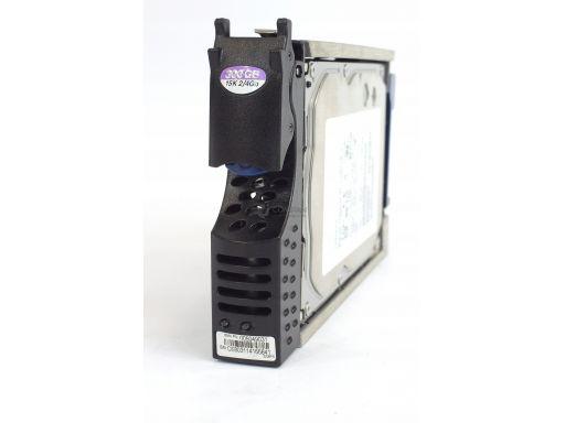 Emc 300gb 15k 2/4gb fc 3.5 lff hot-swap 005049|031