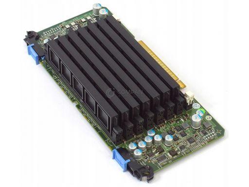 Dell poweredge r900 8slot memory riser board r587g