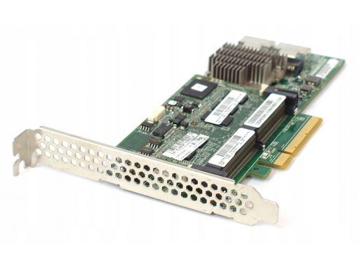Hp smart array p420 8ch 6gb sas control 633538-|001