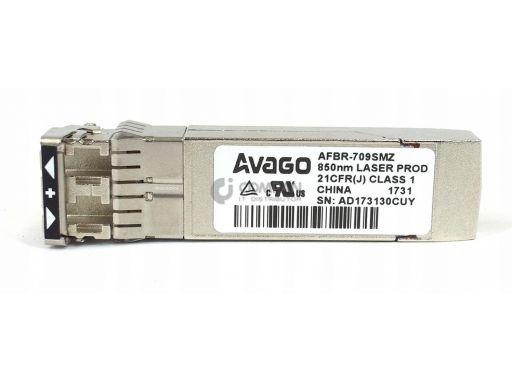 Emc 10gb sfp+ sr fc transceiver module afbr-709smz