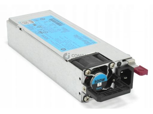 Hp 500w psu platinum for dl360/dl380 g9 | 754377-001