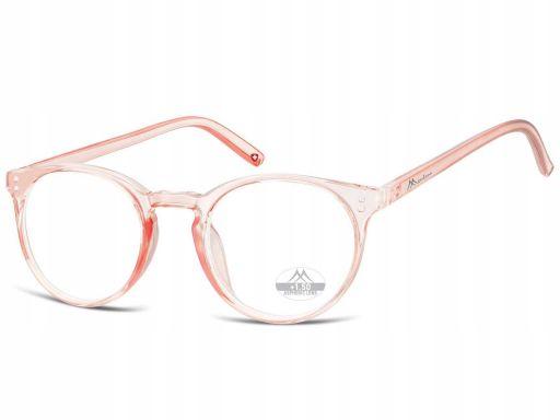 Okulary do czytania lenonki damskie męskie plusy