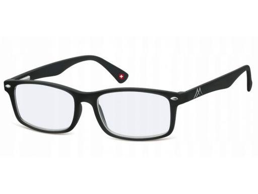 Okulary z antyrefleksem czytania komputera oprawki